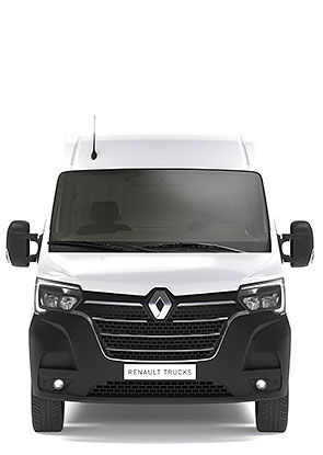 RENAULT MASTER CHASSIS CABINE